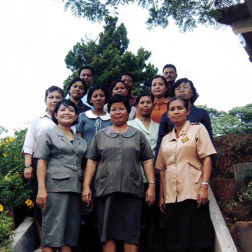 Lehrer-der-christilichen-Schule-in-Indonesien